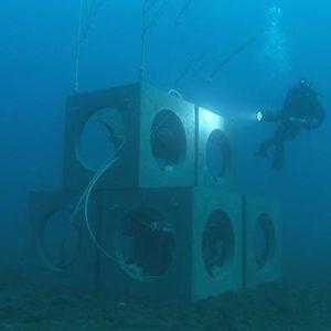 Travaux sous-marins