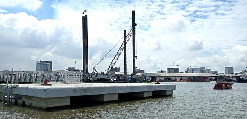 Terminal pétrolier Douala